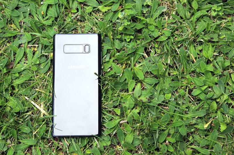 Samsung Galaxy Note 8 Test: Kamera