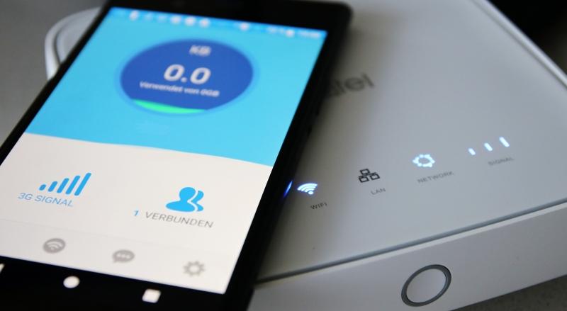 Alcatel App