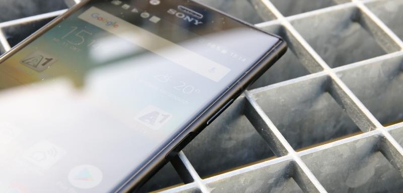 Sony Xperia XZ1 Design2