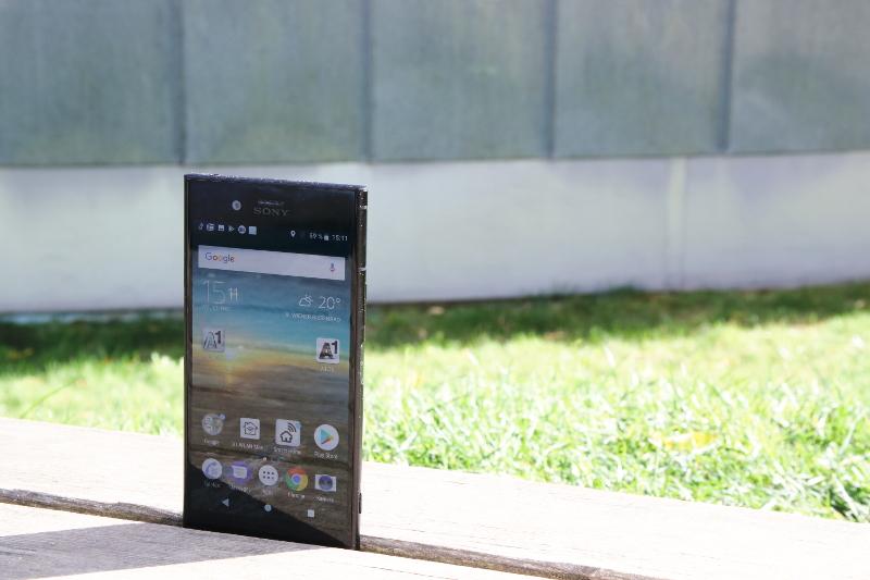 Sony Xperia XZ1 Design
