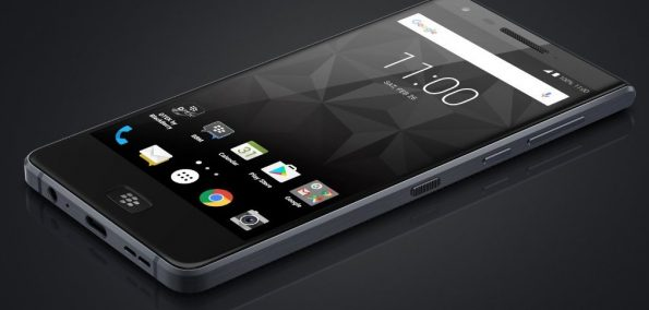 Erstes, geleaktes Bild vom neuen BlackBerry Motion