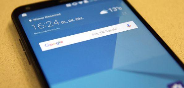 LG Q6 Test Eindruck