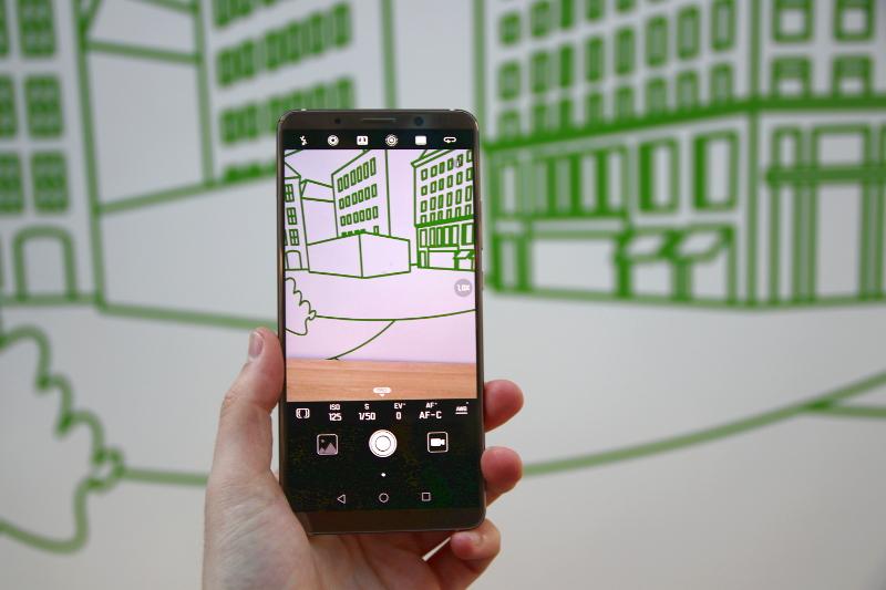 Huawei Mate 10 Pro: Kamera