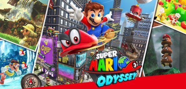 Super Mario Odyssey Weihnachten 2017