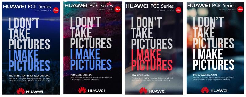 Huawei P11 Kamera