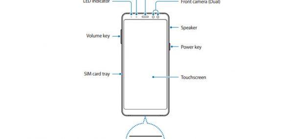 Samsung Galaxy A8 Leaks