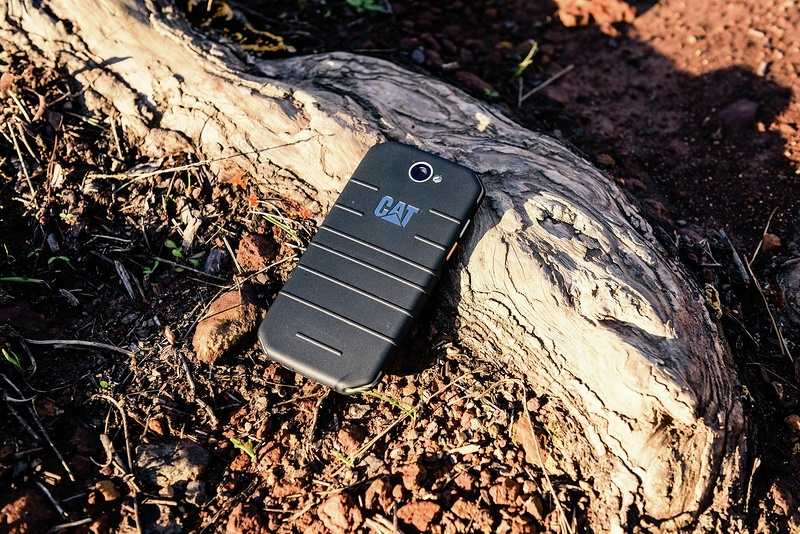 CAT S31 Rugged Android-Smartphone | Foto © Catphone Mobile