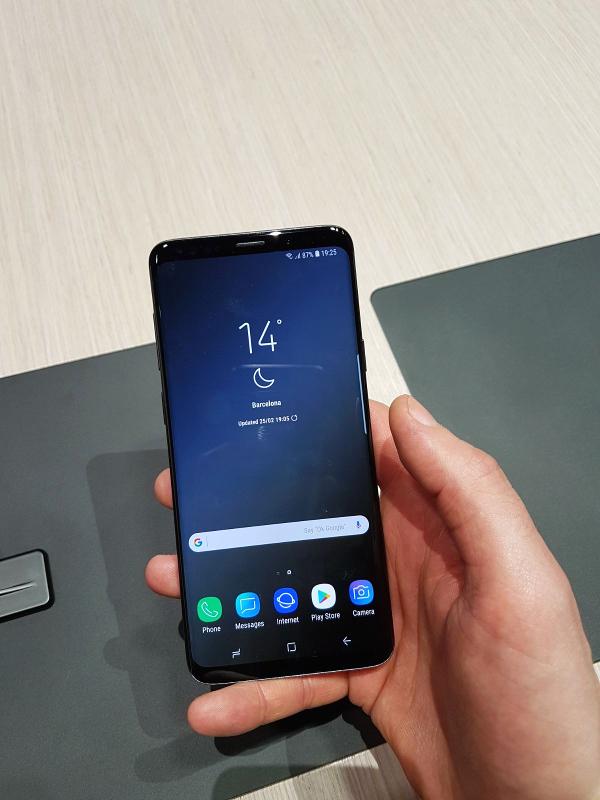 Samsung Galaxy S9 MWC Barcelona