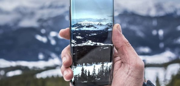 Samsung Galaxy S8: Android 8 Update
