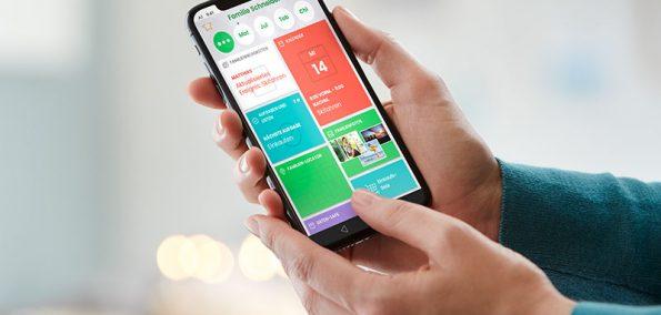 A1 Connect Plus: Family App
