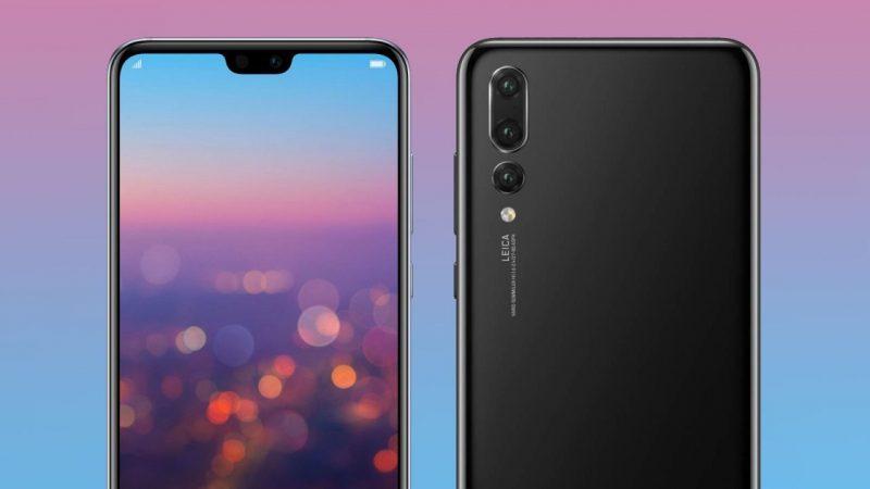 Huawei P20 vorgestellt