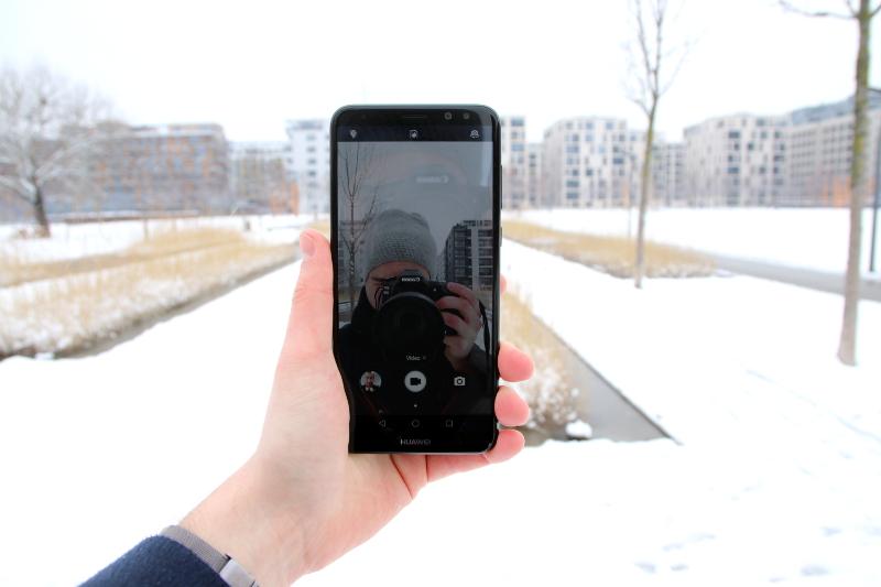 Huawei Mate 10 Lite Test: Kamera