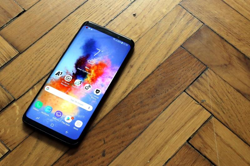 Samsung Galaxy S9 Test: Display