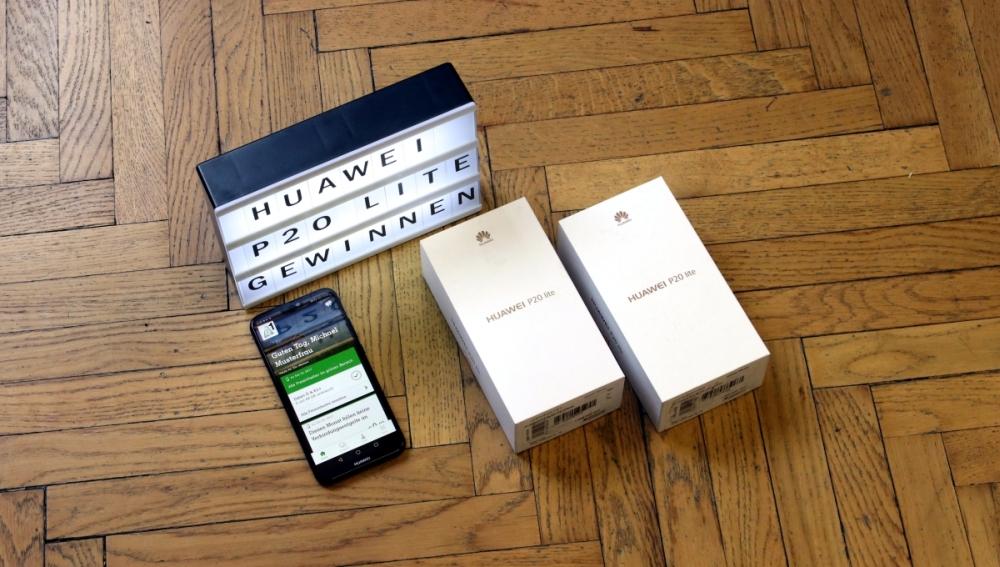 Mein A1 App Gewinne Ein Huawei P20 Lite A1blog
