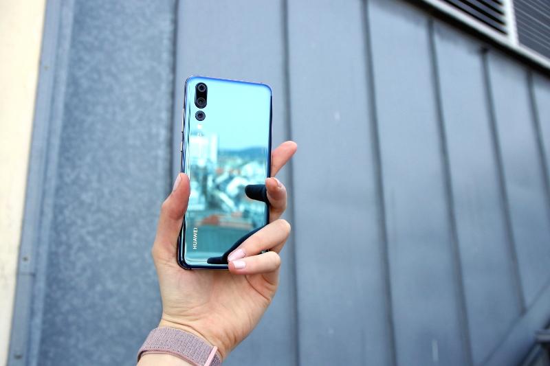 Huawei P20 Pro Test: Rückseite