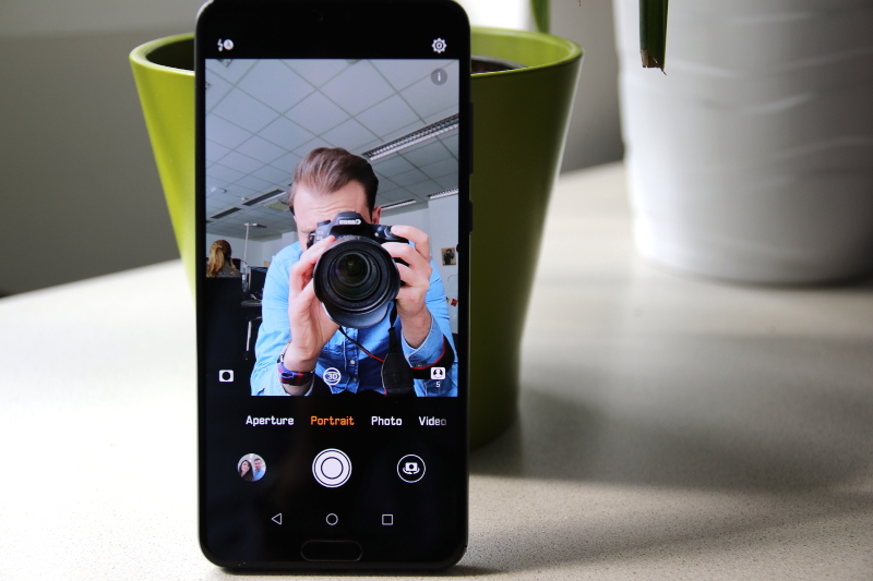Huawei P20 Pro Test: Kamera