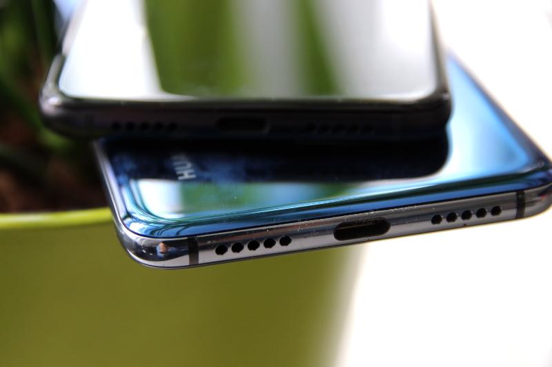 Huawei P20 Pro Test: USB Port