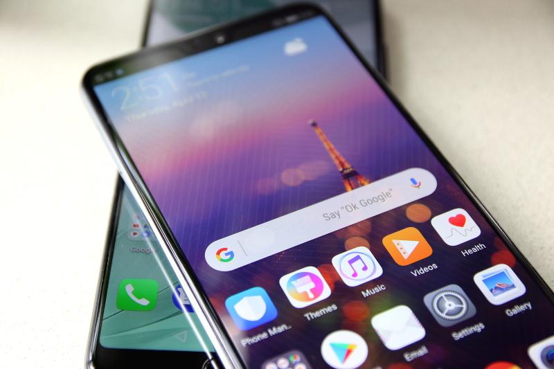 Huawei P20 Pro Test: Display
