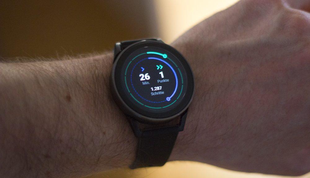 Funktionsumfang einer Smartwatch