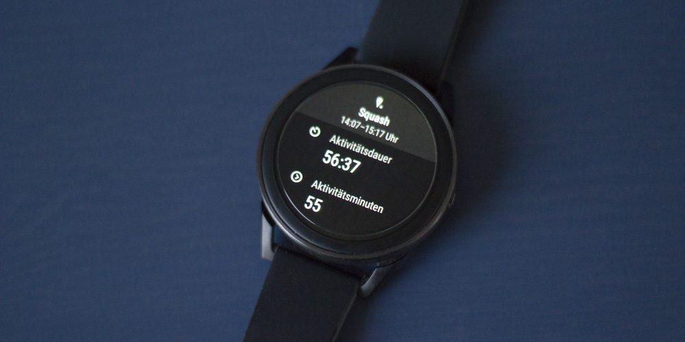 """""""Google Fit"""" für mehr Fitness."""