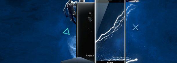 Sony Xperia XZ3 Test Playstation Bundle