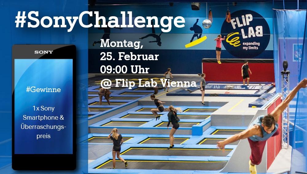 Sony Challenge
