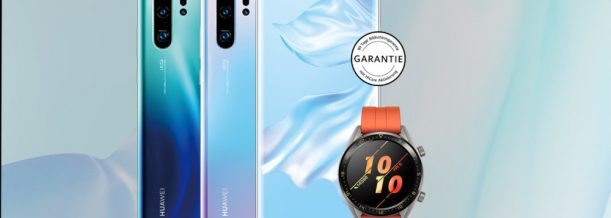 Huawei P30 Serie Preview