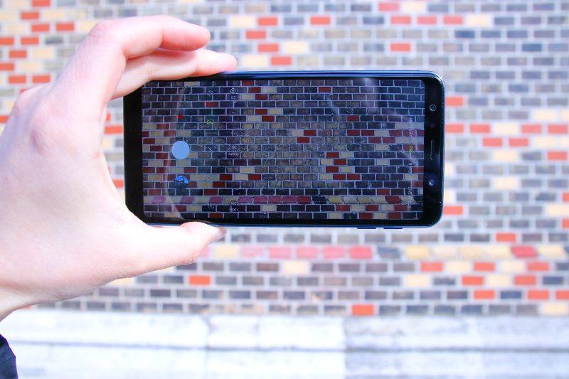 Samsung A7 Kamera Test Triple Kamera