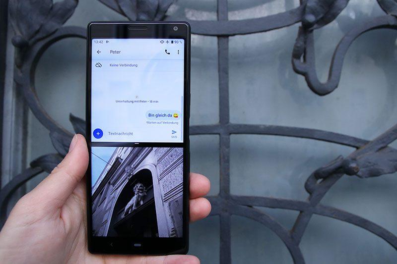 Sony Xperia 10 Dualdisplay