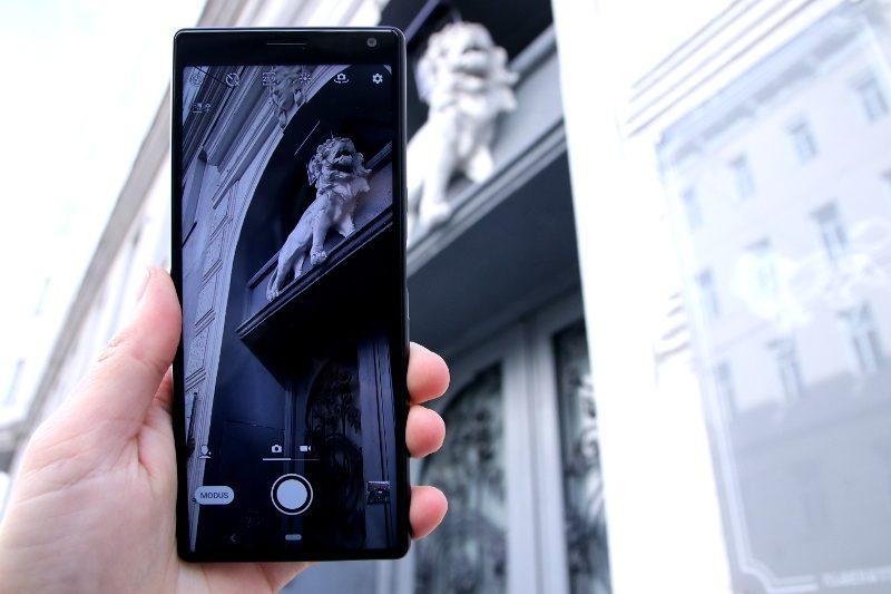 Sony Xperia 10 Kamera Format Dualkamera