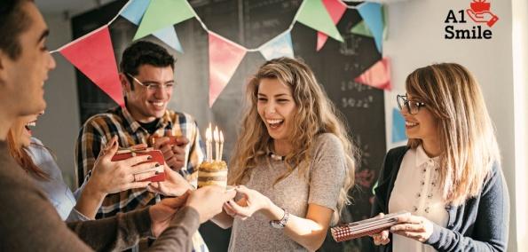 A1 Smile Geburtstag