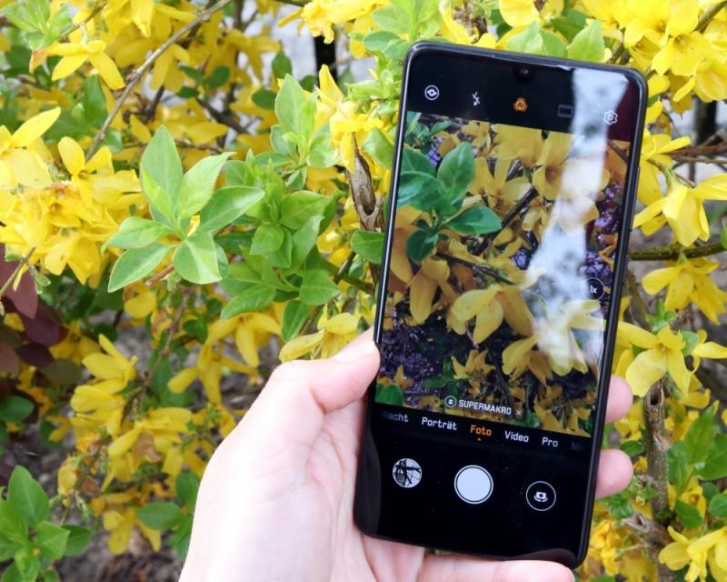 Huawei P30 Test Kamera