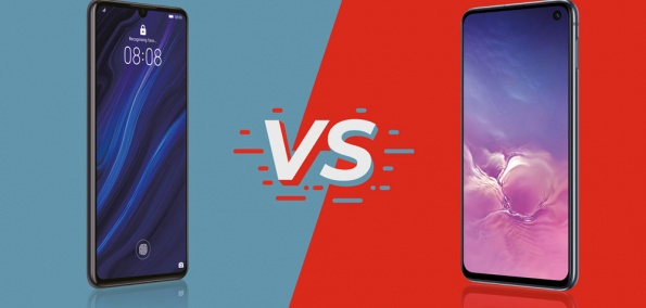 Vergleich Test Huawei P30 vs. Samsung S10e