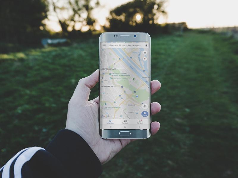 Wie einfach lassen sich Handys online aufspüren?