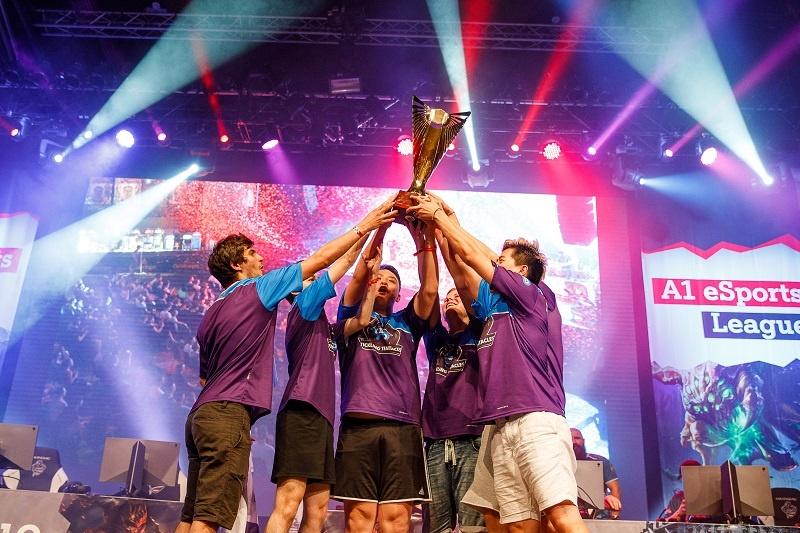 A1 eSports League – Season 3 Finals 2019