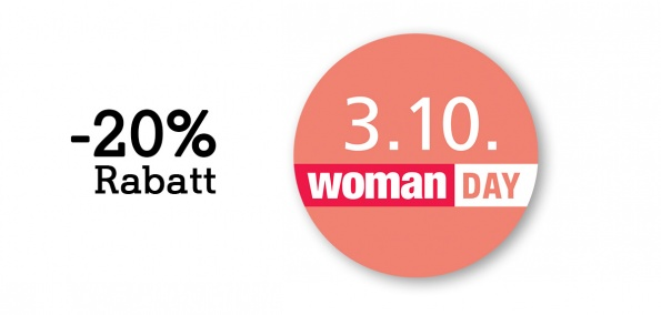 Woman Day bei A1