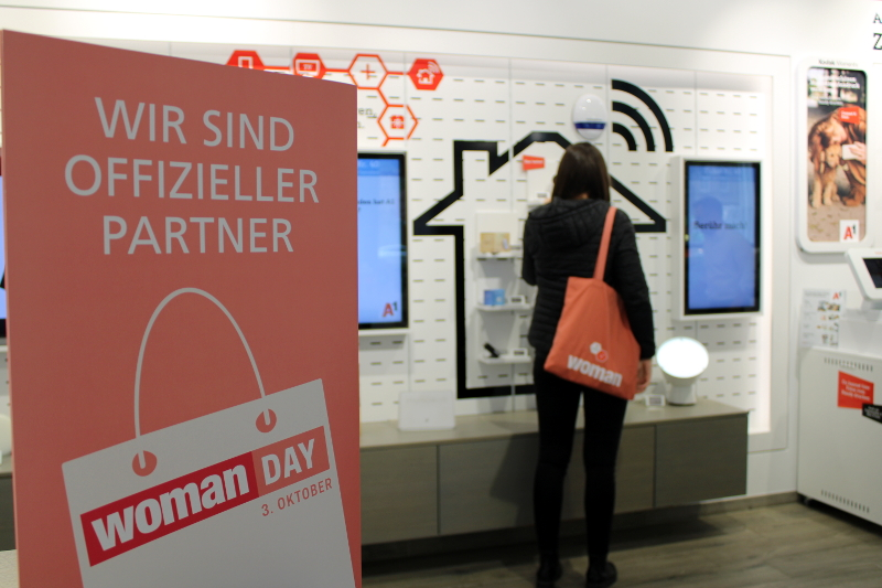 Woman Day 2019: Smart Home