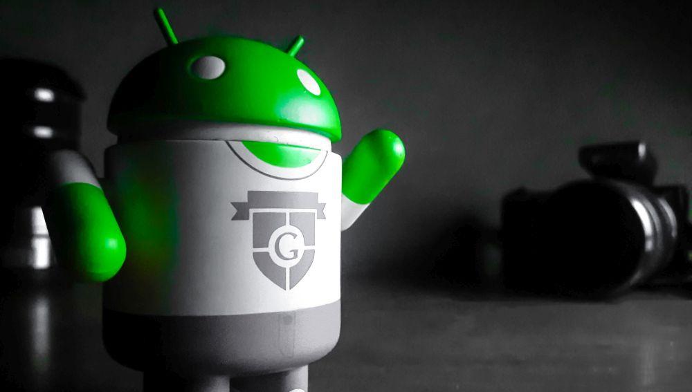 Grüber Androide