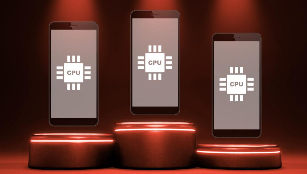 Ranking CPU AnTuTu Test Smartphone