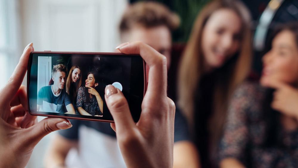 Eine gute Smartphone-Kamera ist wichtig.