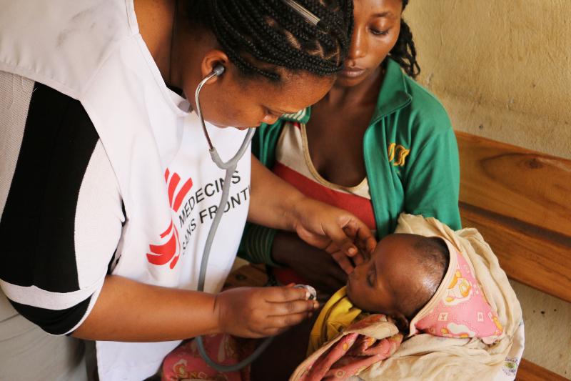 Ärzte ohne Grenzen: Spenden mit A1 Handyrechnung