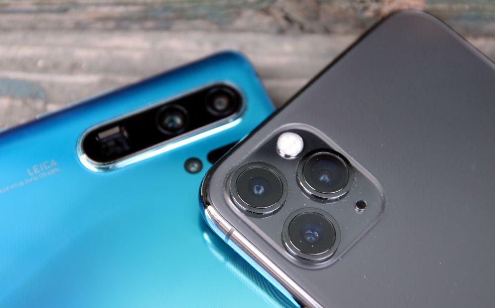 Huawei P30 Pro vs. iPhone 11 Pro Max Vergleich Test Fazit