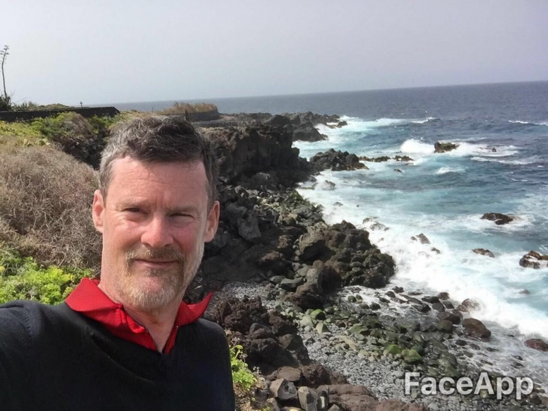 FaceApp AR Filter