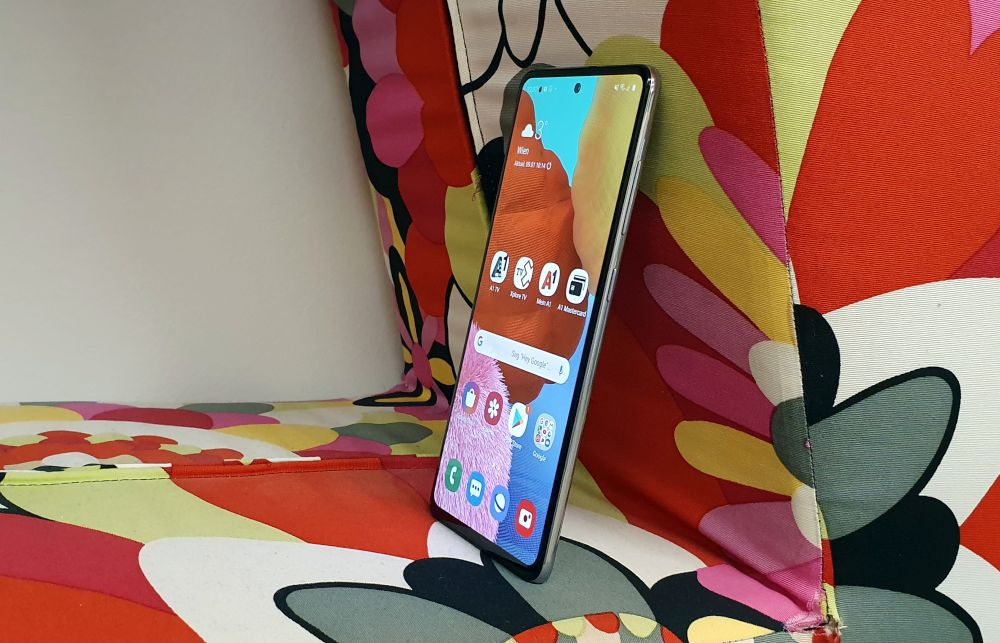 Samsung Galaxy A51 Test Seite