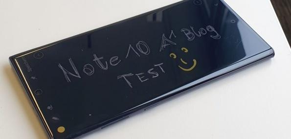 Samsung Galaxy Note 10 5G S-Pen
