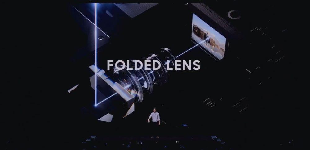 Samsung Galaxy S20 Folded Lens
