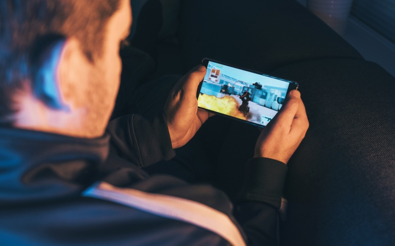 Spiele-Apps gegen Langeweile