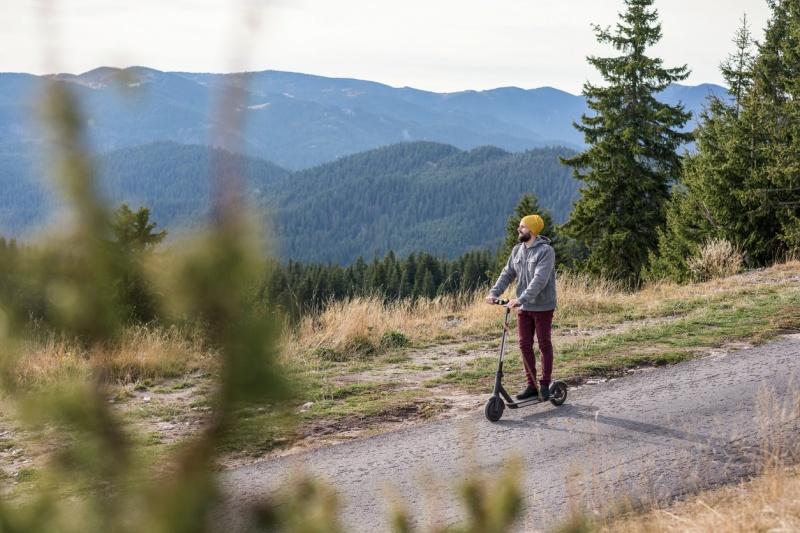 EScooter-Gesetz-Östereich