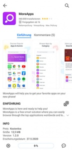 AppGallery: MoreApps