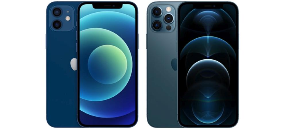iPhone 12 vs iPhone 12 Pro im Vergleich